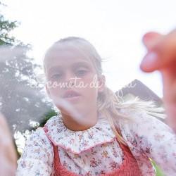 Blusa volante flores Baby Paris
