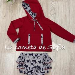 Conjunto short Gogo by Copo